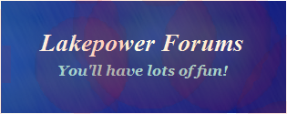 Lakepower Forums